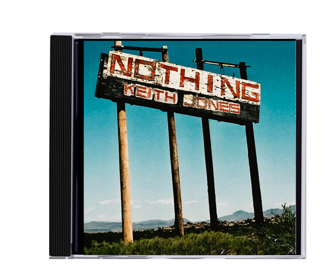 Nothing CD cover